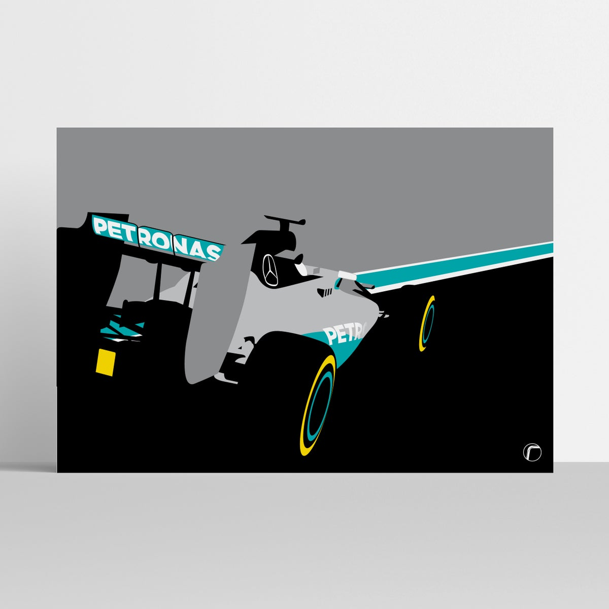 Image of Mercedes W05 | Hamilton