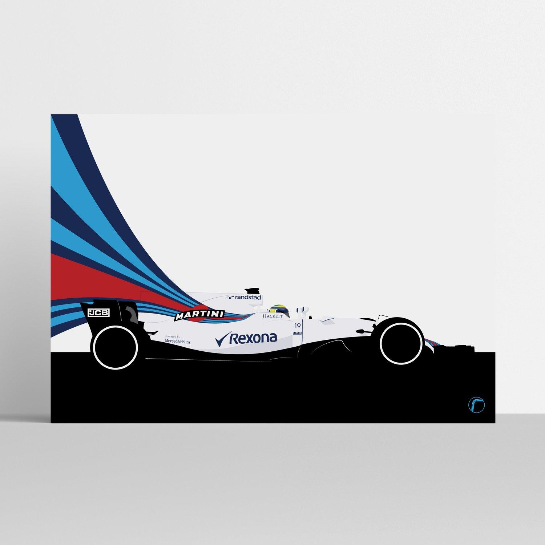 Image of Williams FW40 | Massa