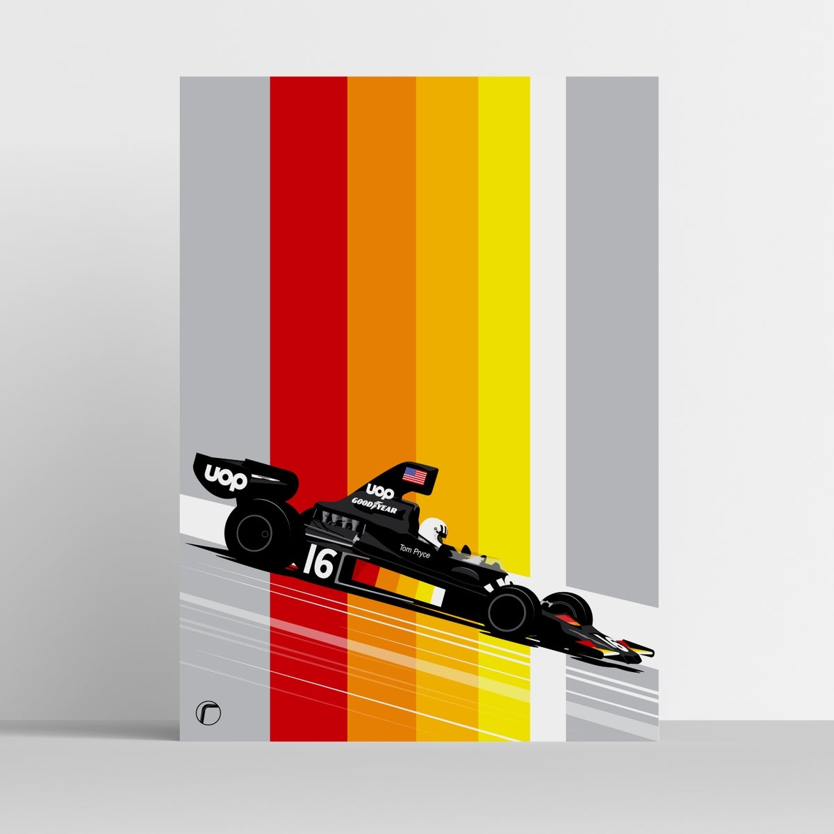 Image of Shadow DN5 | Tom Pryce