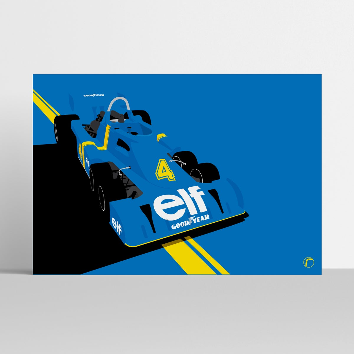 Image of Tyrrell P34