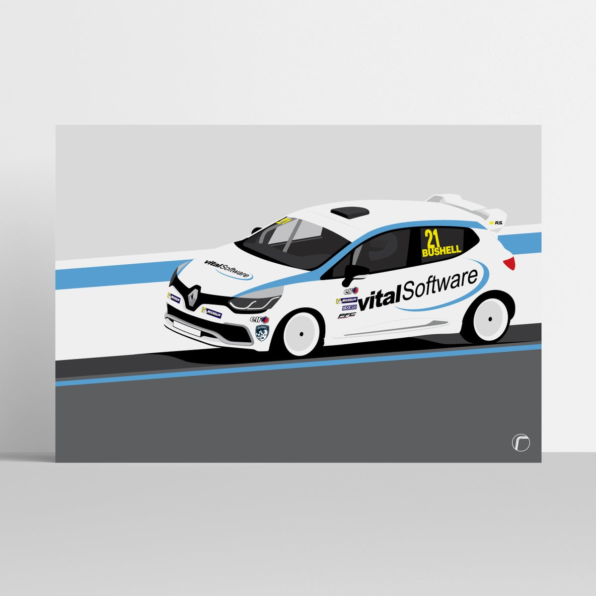 Image of Clio Cup | Mike Bushell