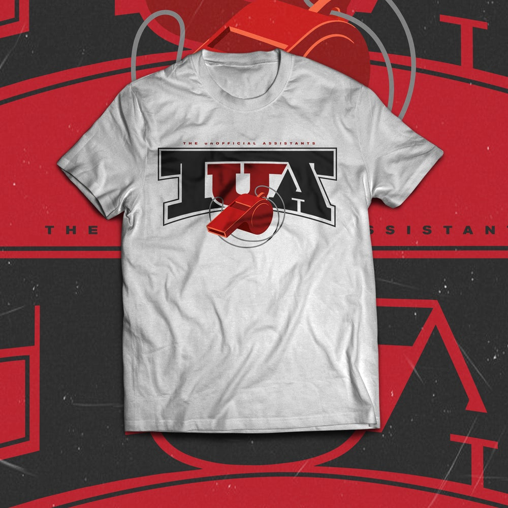 Image of The unOFFICIAL Assistants Logo Tee