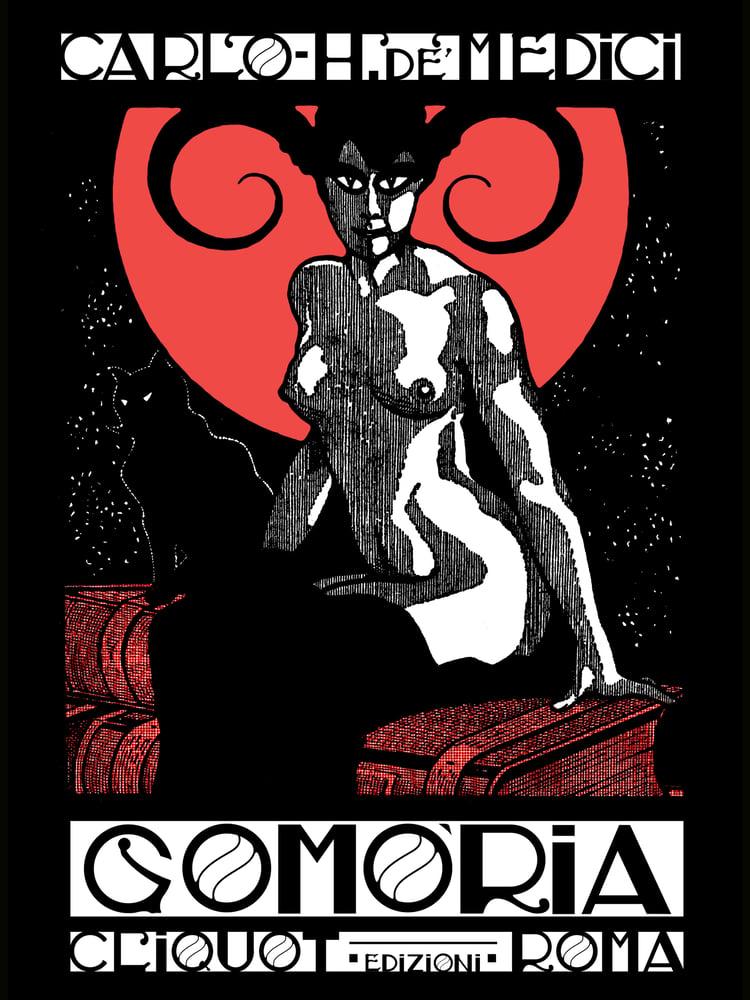 Image of *Gomòria* di Carlo H. De Medici (Classica e Deluxe)