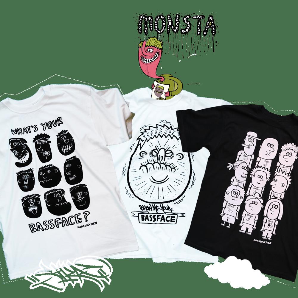 MONSTA X SIKA range