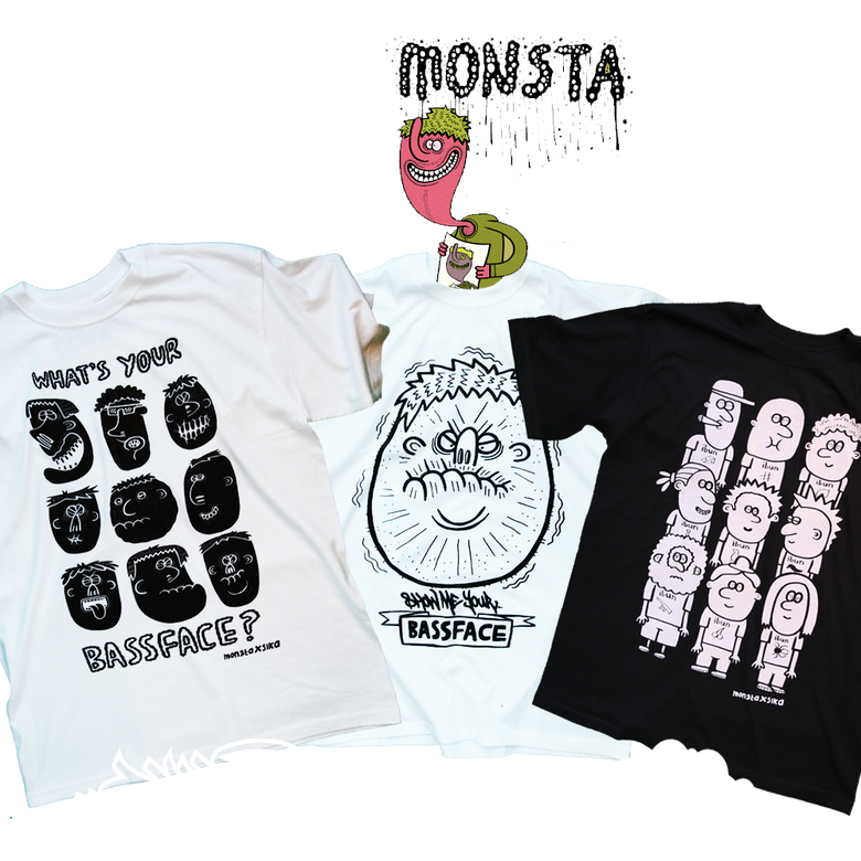 Image of MONSTA X SIKA range