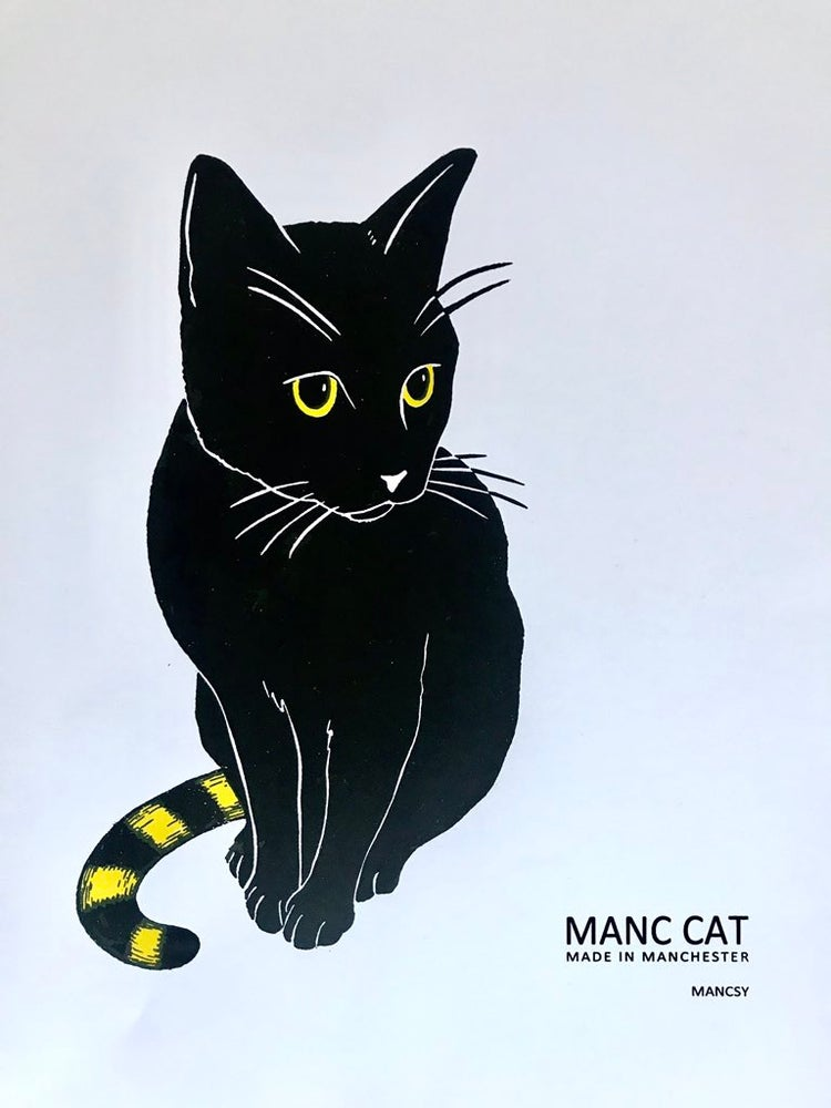 Image of MANC CAT
