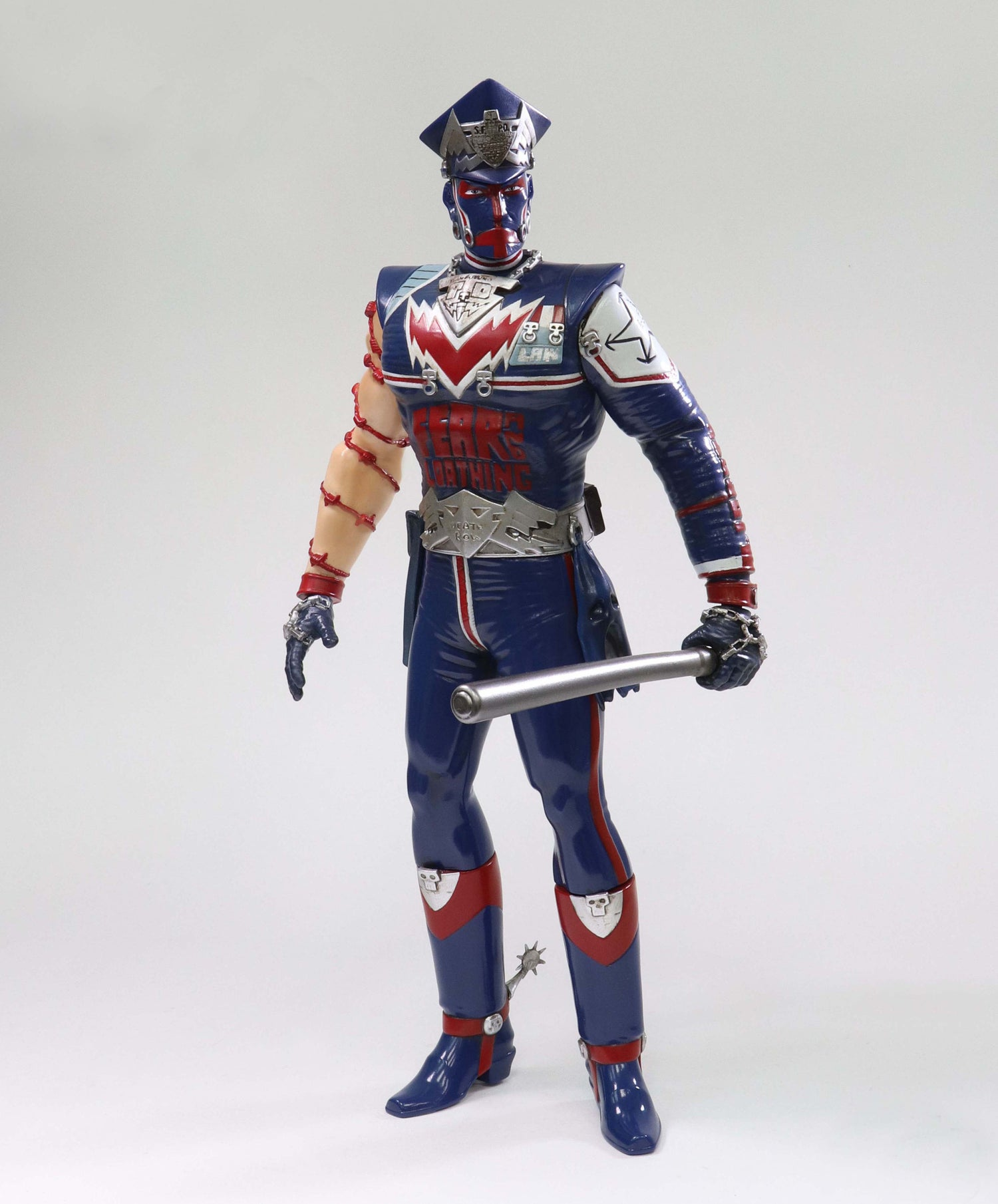 Image of MARSHAL LAW VINYL LTD RUN FIGURE PRE-ORDER