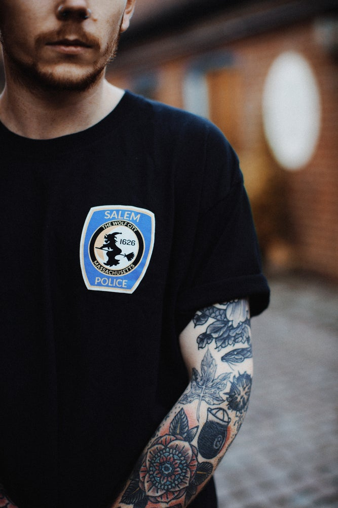 Image of 'The Wolf City' Tee