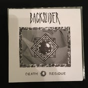 Image of Backslider - Death Residue 7""
