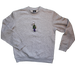 """Image of ((Mr MET X SIKA)) Embroidered character No 1 *caught red handed""""  ((Jumper))"""