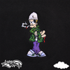 """((Mr MET X SIKA)) Embroidered character No 1 *caught red handed""""  ((Jumper))"""
