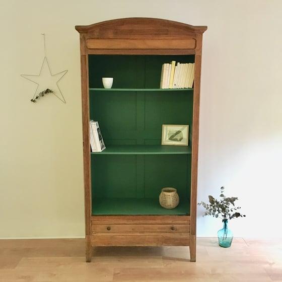 Image of Aliette, l'armoire verte ou bibliothèque