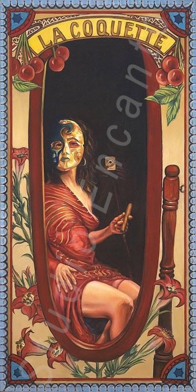 Image of La Coquette by Edin Gutierrez