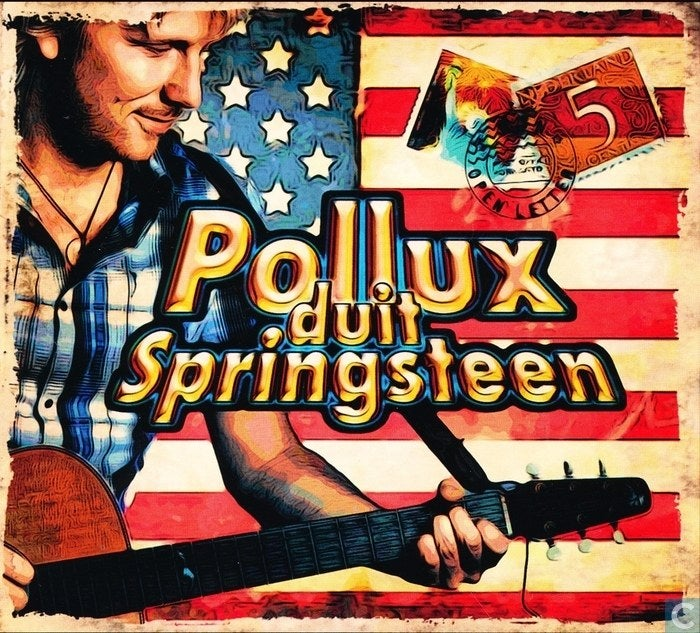 Image of Pollux Duit Springsteen CD (2012)