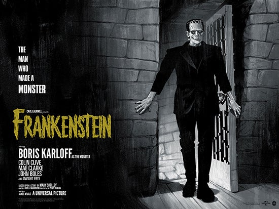 Image of FRANKENSTEIN (variant)