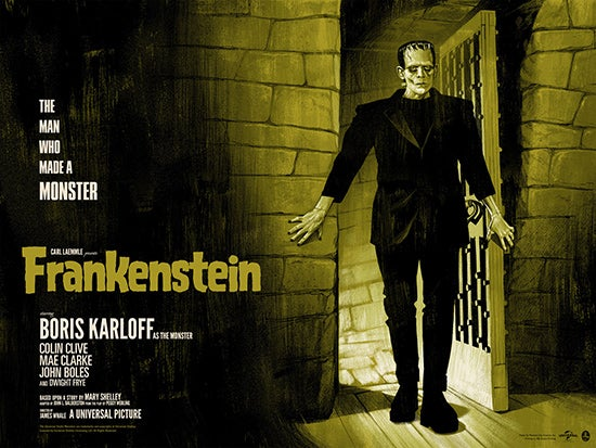 Image of FRANKENSTEIN (main)