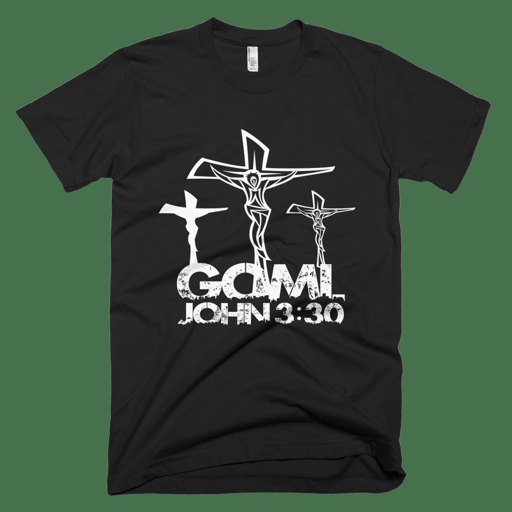 Image of GOMLJOHN330  (white logo)