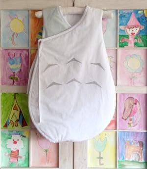 Image of saco de dormir totoro especial  para bebés