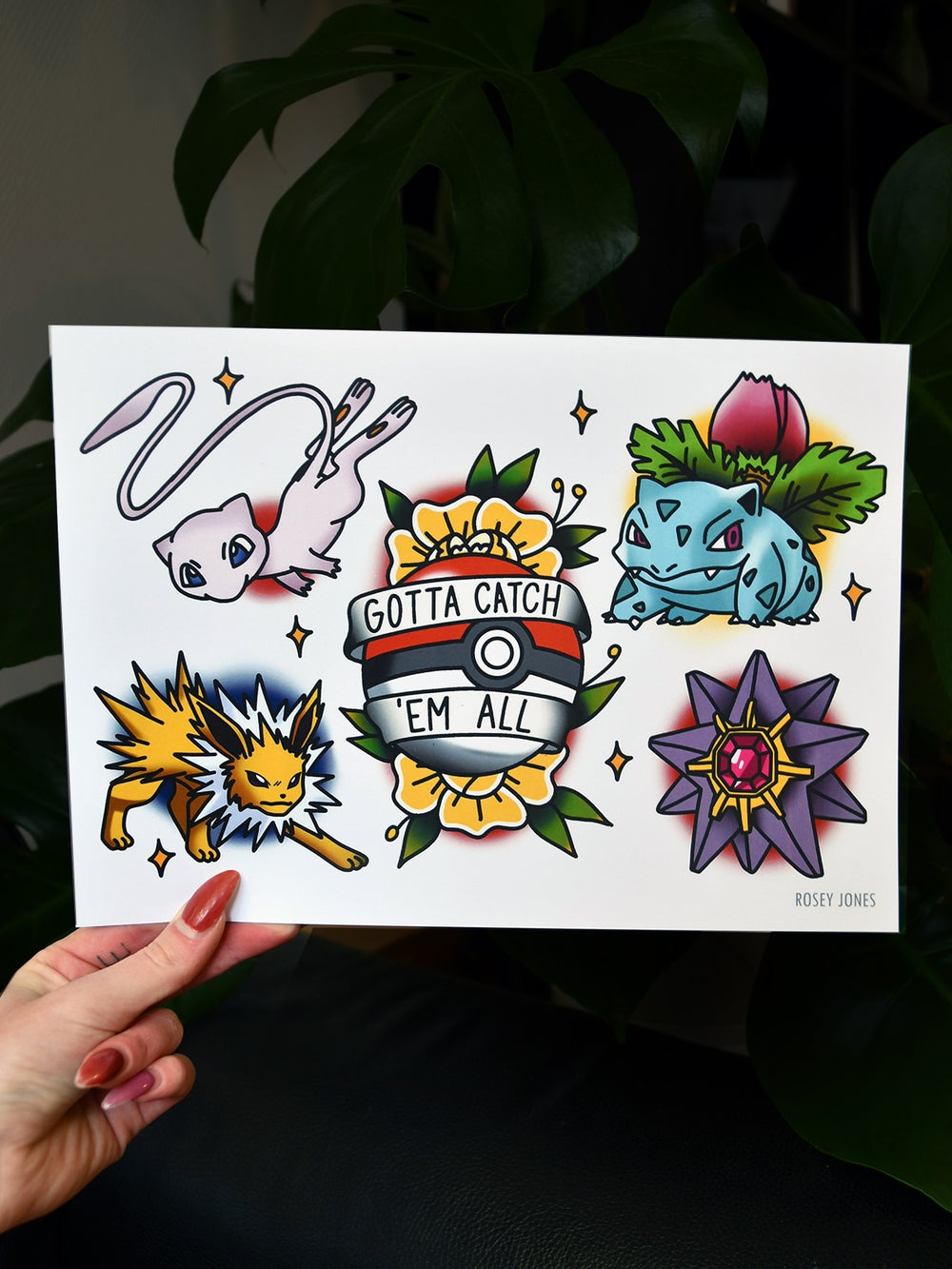 Image of Print Pokemon