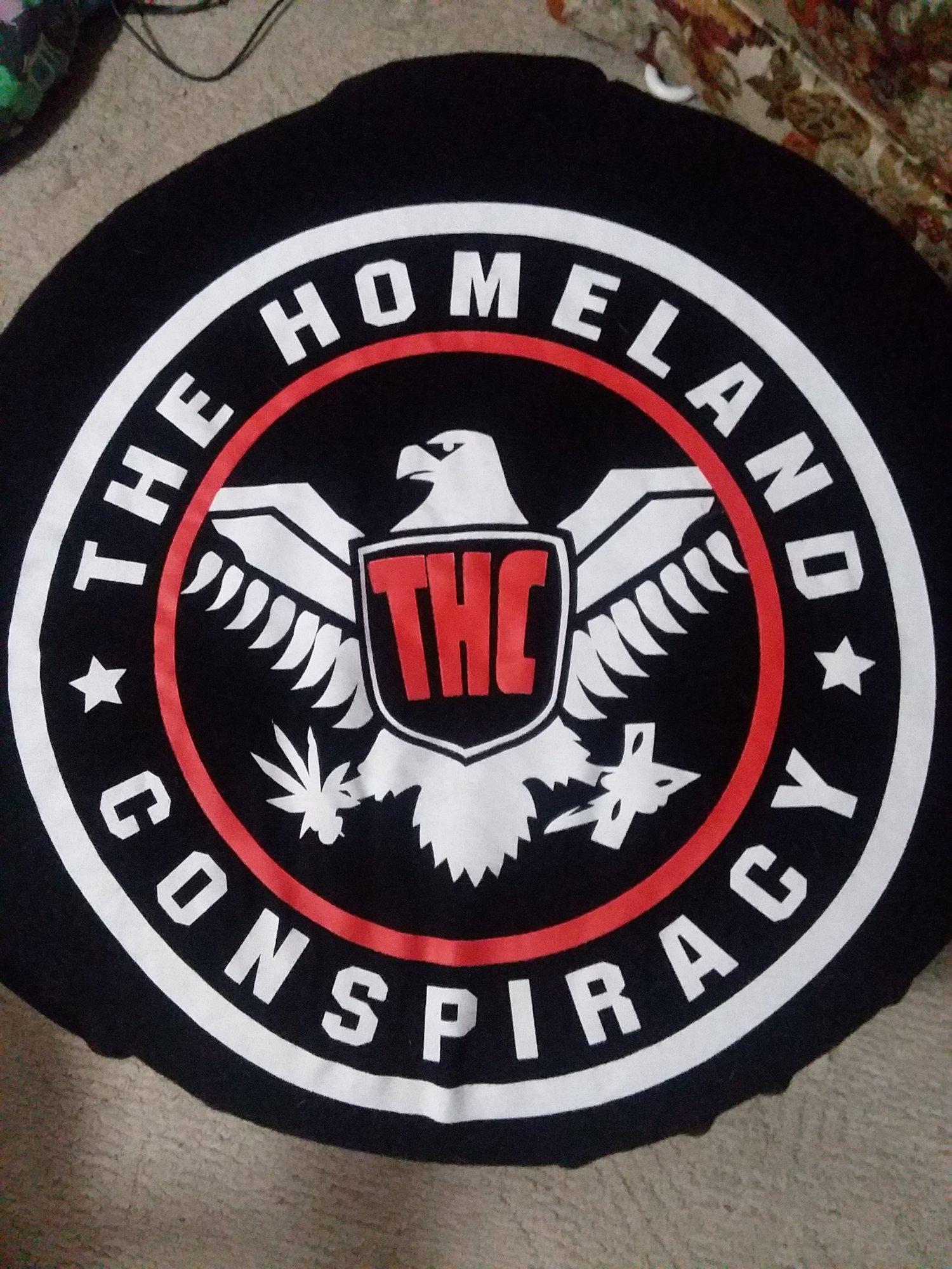 Image of T-Shirt - THC logo