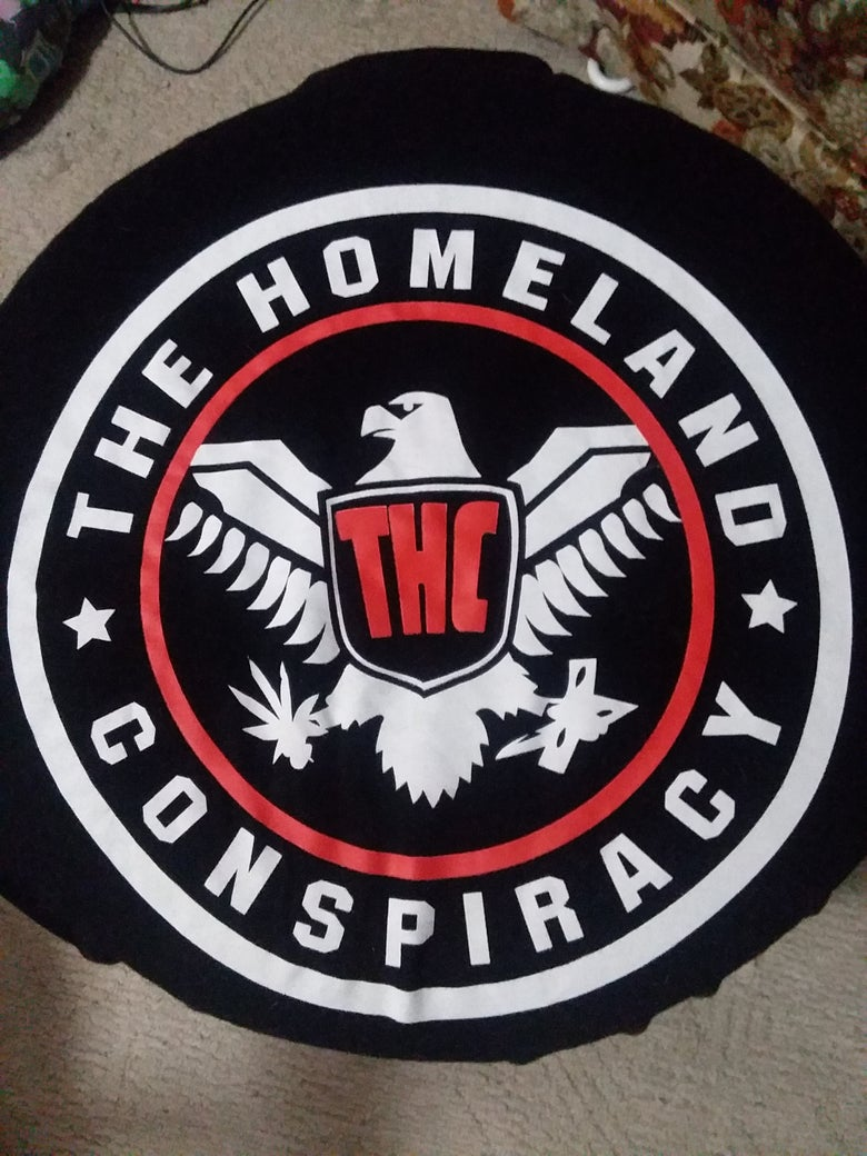 Image of T-Shirt - THC logo