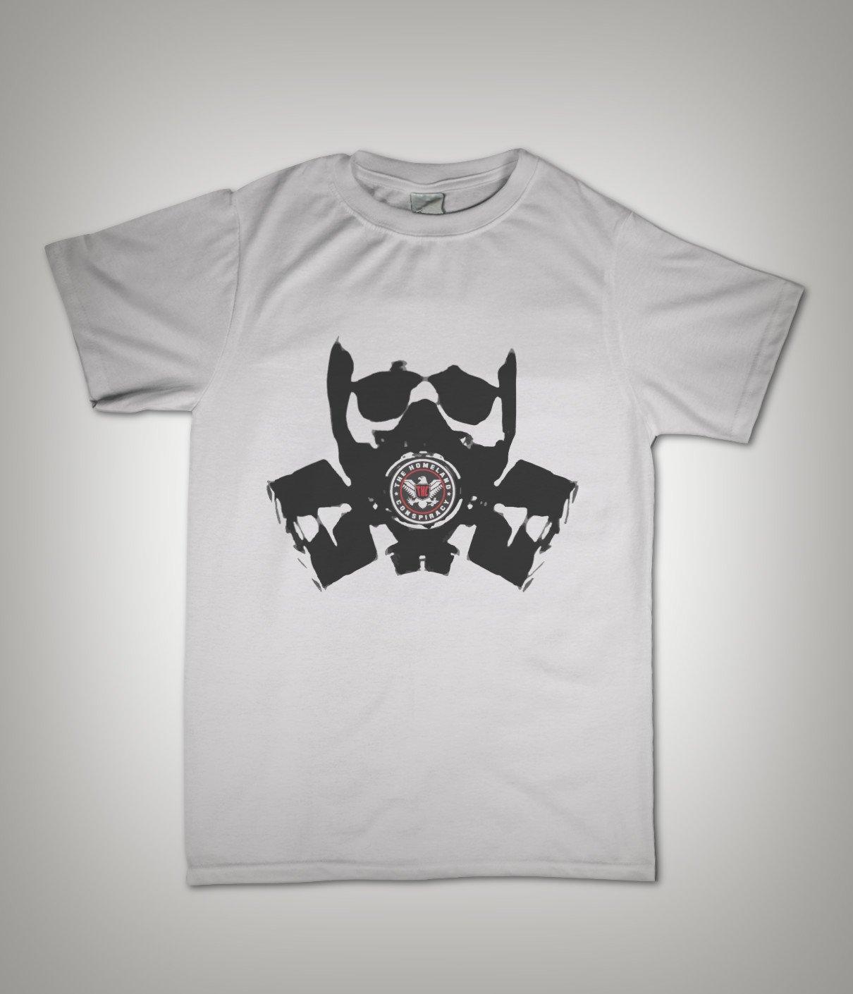 Image of T-Shirt - Skull design