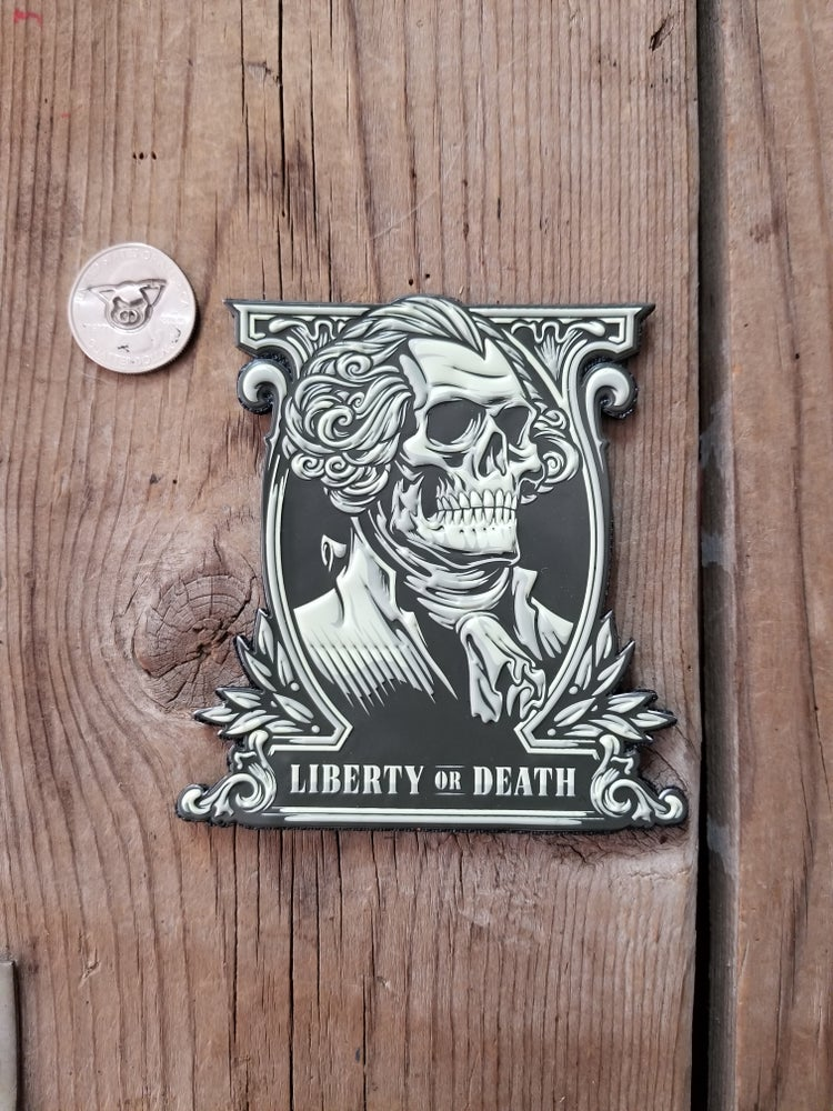 Image of Liberty or Death (limit 3)