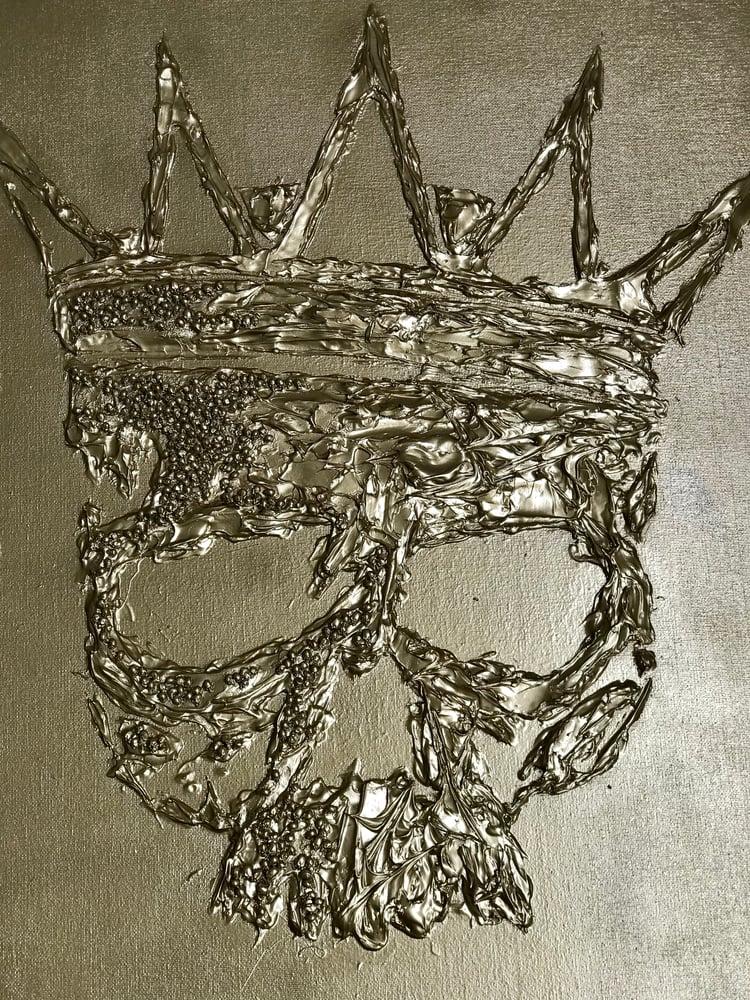 Image of Crown of Skulls