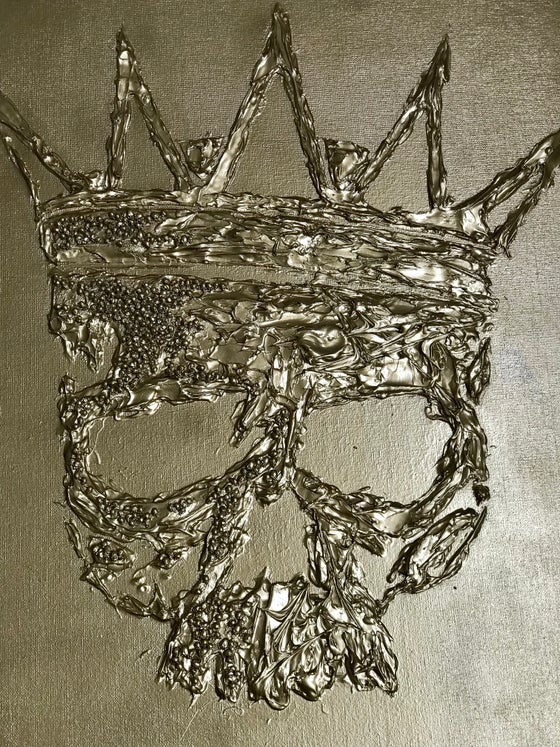 Image of Crown of Skulls