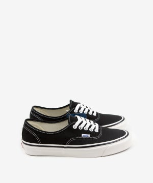 Image of VANS_AUTHENTIC 44 DX (ANAHEIM FACTORY) :::OG BLACK:::