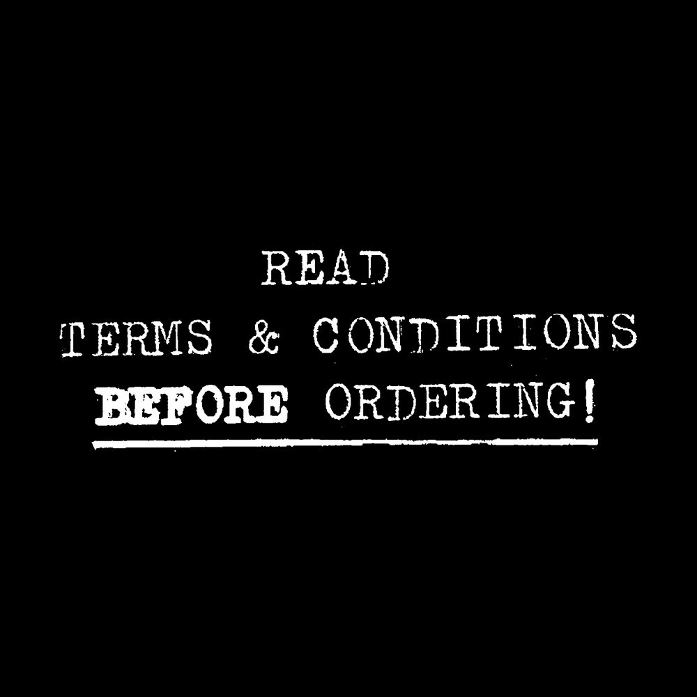 Image of TERMS & CONDITIONS