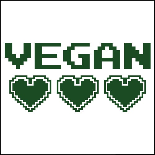 Image of 8 Bit Vegan