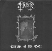 "Image of TSJUDER - ""Throne of the Goat"" 7"""