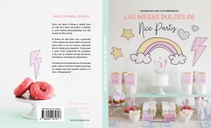 "Image of  Libro ""Las mesas dulces de Nice Party"" 2º ED"