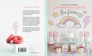 """Image of Libro """"Las mesas dulces de Nice Party"""""""