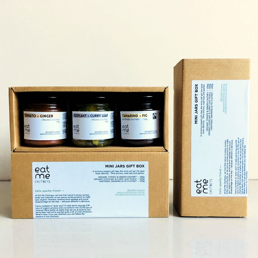 Image of Mini Jars Gift Box