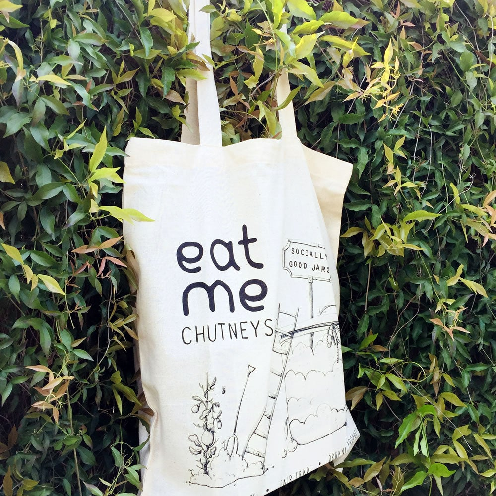 Fairtrade Tote Bag - Illustration