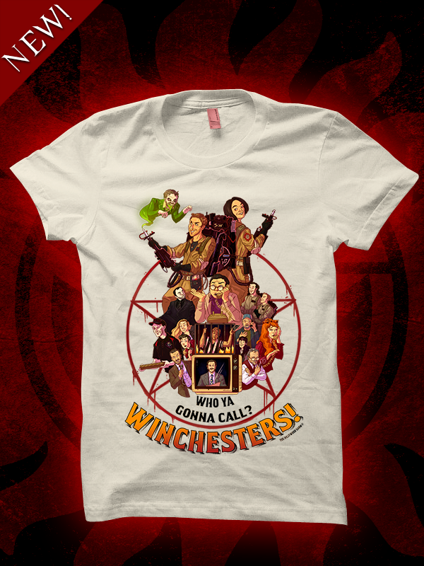 Image of SUPERNATURAL GROUP TEE