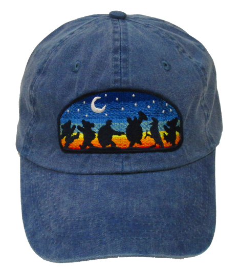 Image of Moondance Embroidered Baseball Cap