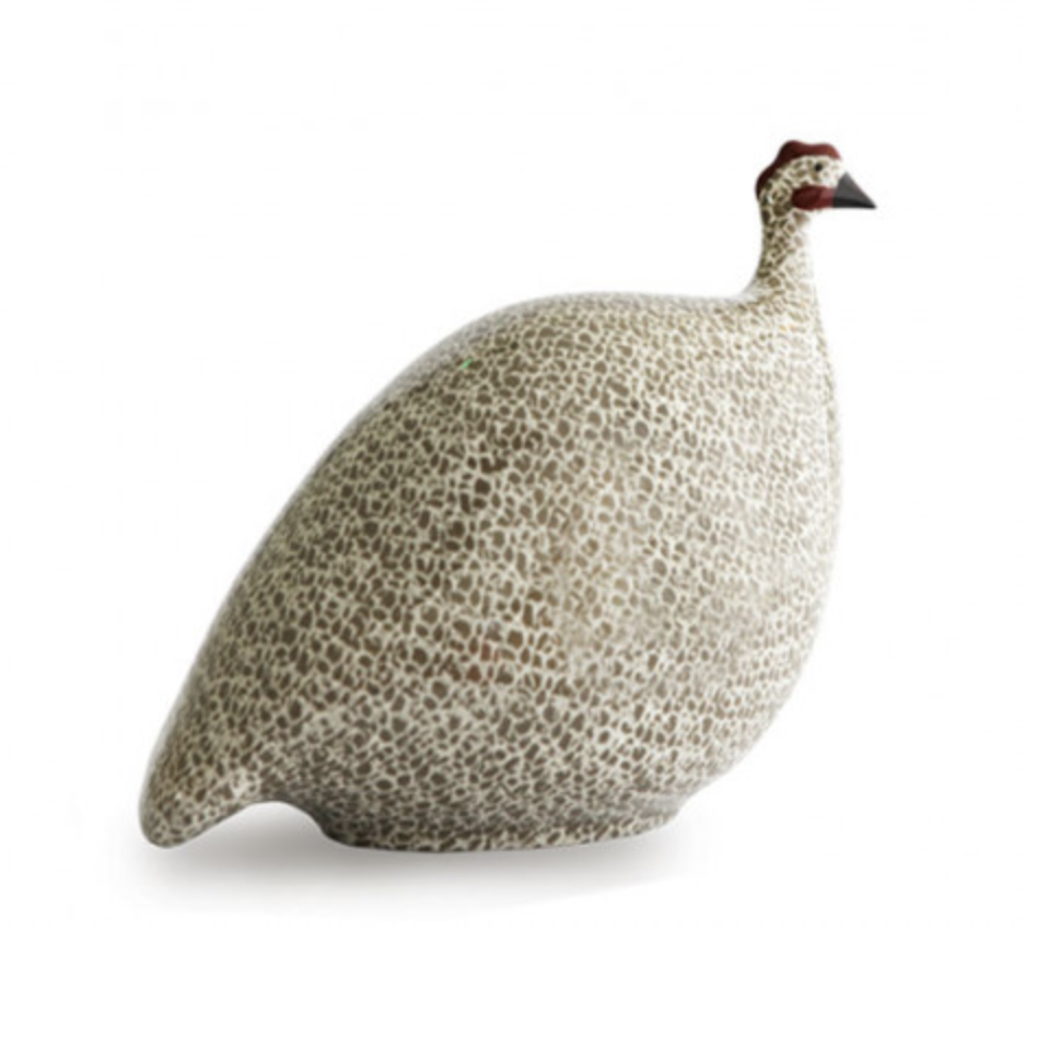 Image of French Guinea Fowl Grey