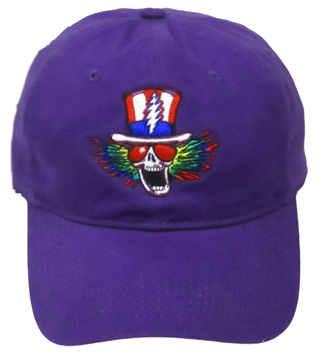 Image of Uncle Sam Embroidered Baseball Cap