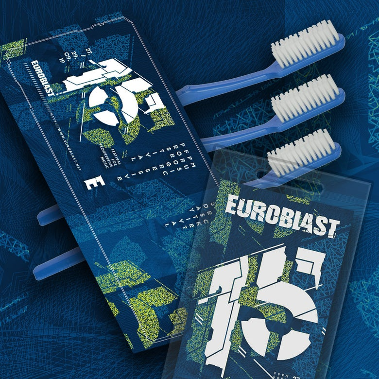 Image of  EARLY BIRD  ACCOMMODATIONBUNDLE 1 - EUROBLAST FESTIVAL 15 - HARDTICKET + ACCOMMODATION 3 NIGHTS