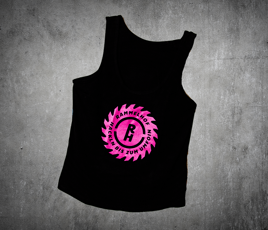 Image of Hackln Tank Top (Girlie)