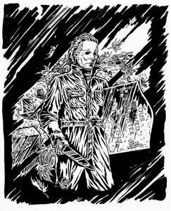 Image of Myers Graveyard OG Ink