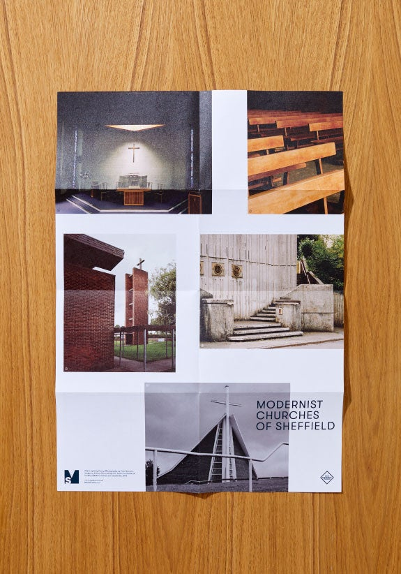Image of Modernist Churches of Sheffield