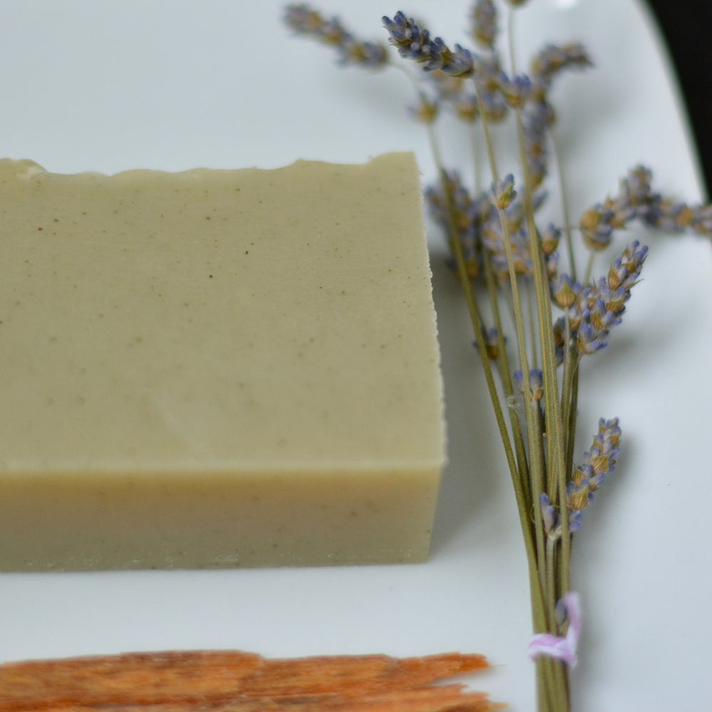 Image of Lavender - Luxury Bath Bar and Natural Lanolin Wool Wash