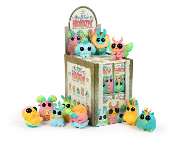 Image of Thimblestump Hollow Series 2 Display Case