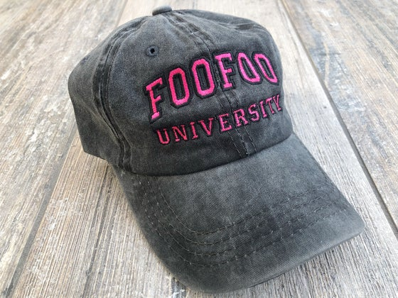 Image of FOOFOO University Cap