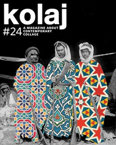 Image of CURRENT ISSUE: Kolaj #24