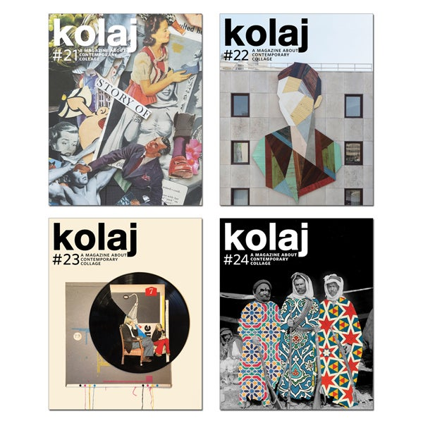 Image of Kolaj Year Six Collectors Pack